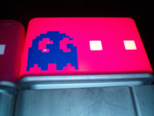 Pac Man T-Mobile